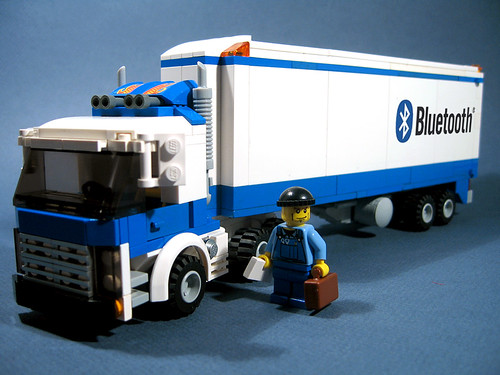 City Semi Trailer