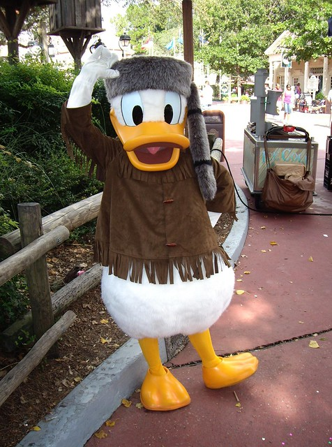 Davy Crockett Donald