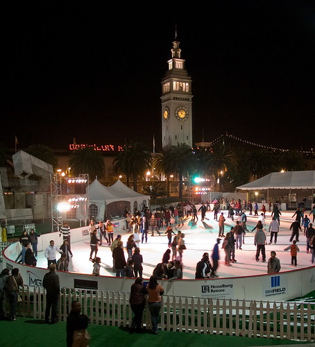 3099424611 0e48a670b7 Embarcadero Ice Skating Rink