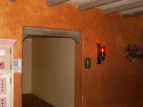 Pecos Bills - Restroom - Entry from outside