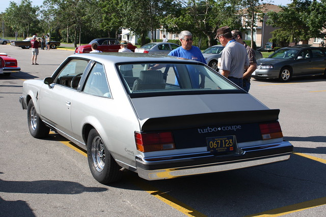 1979 Buick Century Turbo Coupe | Flickr - Photo Sharing!