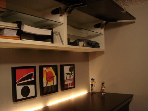 Master closet done using ikea kitchen cabinets for Ants in kitchen cabinets