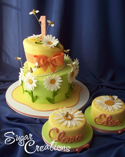 Twin Cake Sharon Sandra