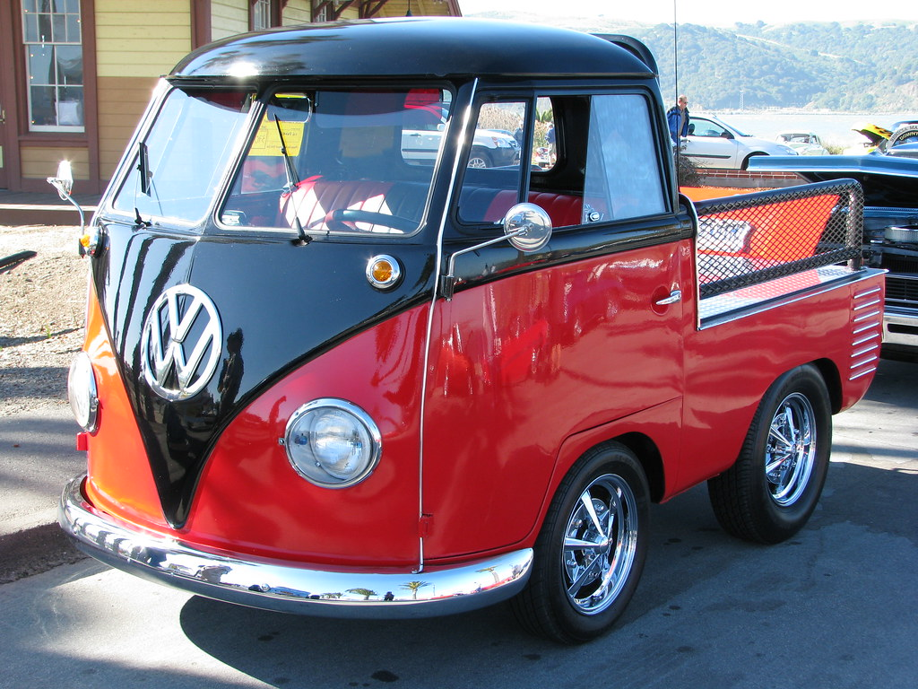 1960 Volkswagen Truck Custom Vw Dwarf 1 A Photo On