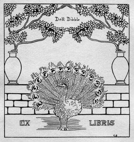 [Bookplate of Dell Dibble]