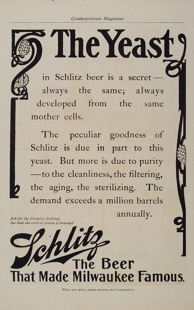 Schlitz-1906-yeast