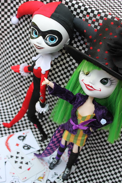 Duela Dent and Harley Quinn | Flickr - Photo Sharing!
