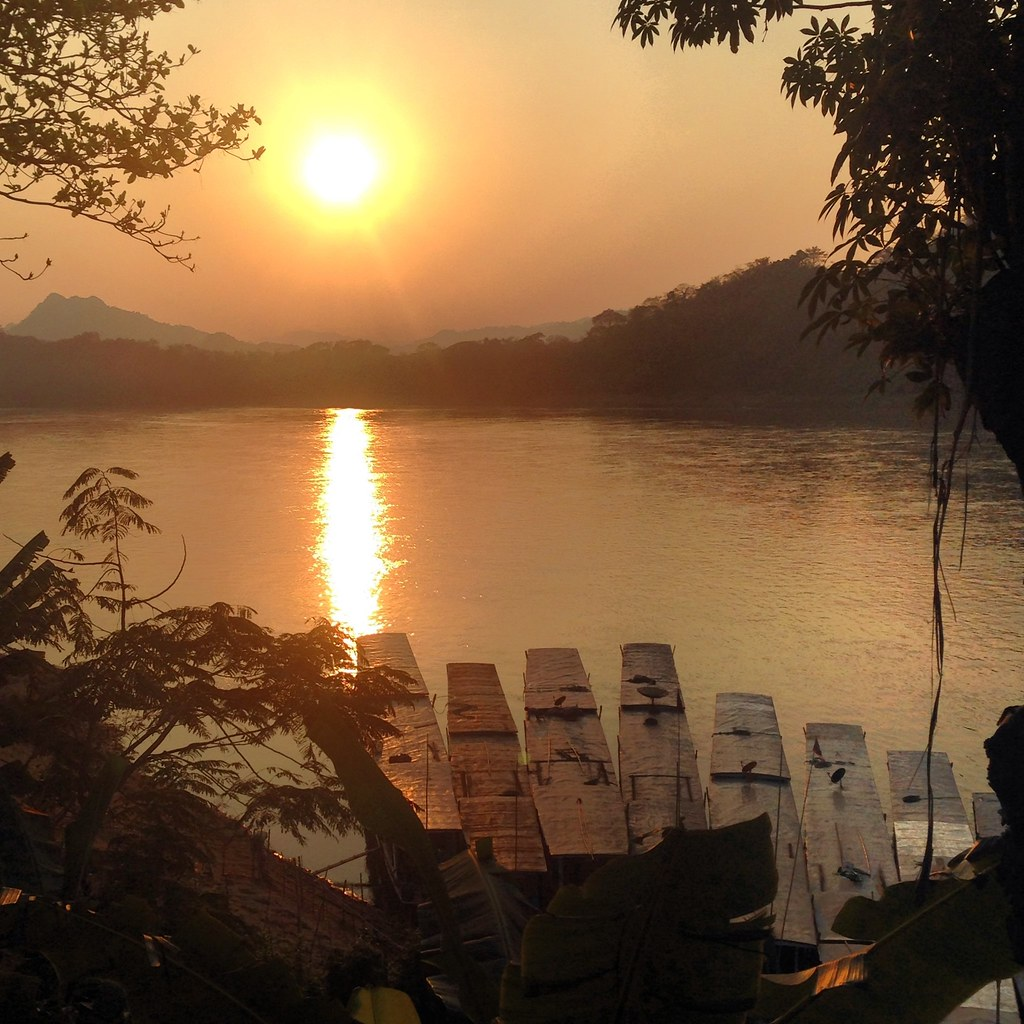 Luang Prabang, Laos. 7