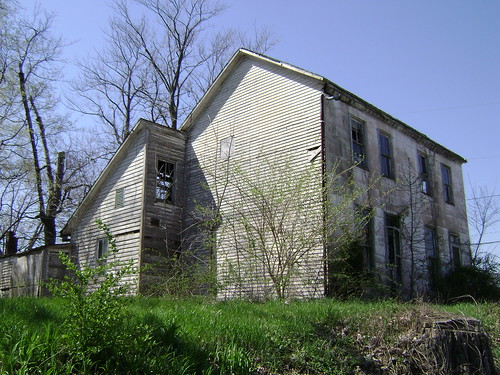 county ohio house abandoned rural decay highland forgotten dodsonville