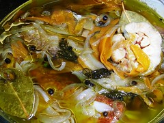 seafood, food, canh chua, dish, soup, cuisine,