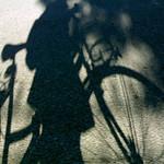 ombra bicicletta mia