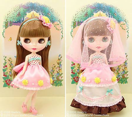 "CWC Limited Edition Anniversary Neo Blythe ""Denizens of the Lake Christina the Bride"""