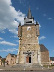 église fortifiée de Signy le petit (St Nicolas)