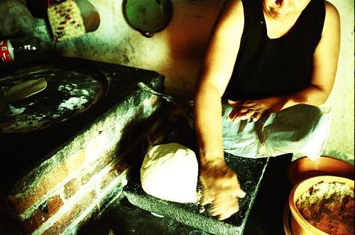 tortillas artesanales