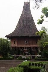 Taman Mini - Southeast Sulawesi Pavilion (Anjungan Sulawesi Tenggara)