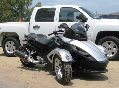 Can-Am Spider Trike