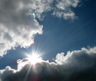 The Magic of Sunbeams