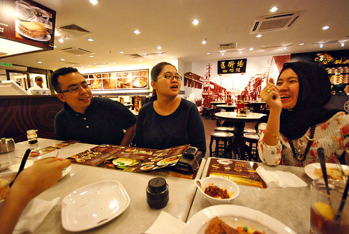 Meetup CS224 at Old Town White Coffee 12