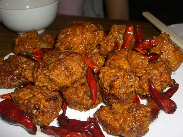 干香辣子鸡 Fragrant Fried Chilli Chicken - Original Taste North ...