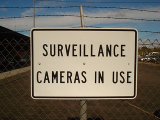 Surveillance Cameras in Use