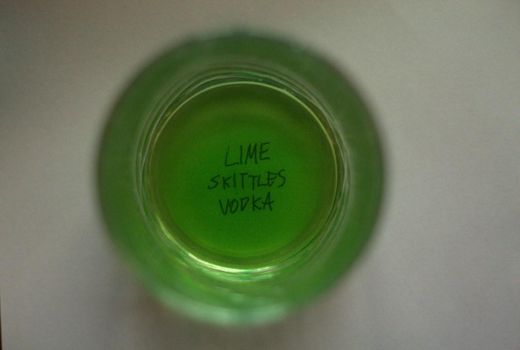 Skittles & Vodka