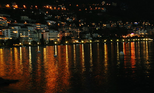 Swiss Riviera, Montreux by AbhijeetRane