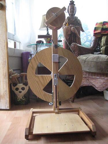Fricke Spinning Wheel