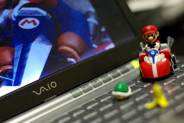 GO GO Mario!!