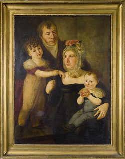 Lilienthal Family Portrait (Germany, ca. 1816)