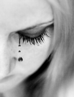 "Day 329: ""Tears are words the heart can't express"""