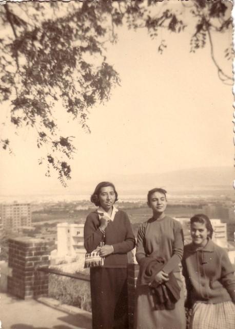 Terrapieno ottobre 1958