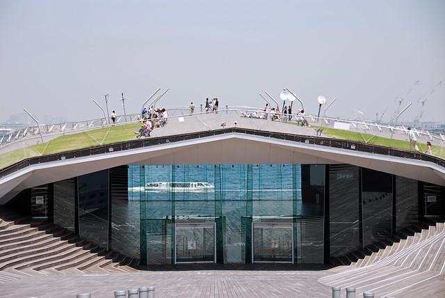 大さん橋 : Osanbasi pier
