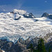 Mount Challenger glacier, North Cascades National Park, Washington