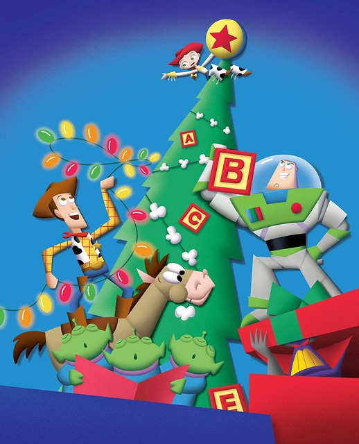 Toy Story Christmas : Toy story christmas cover flickr photo sharing