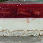 Erdbeer-Terrine