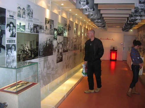 The Anne Frank Museum