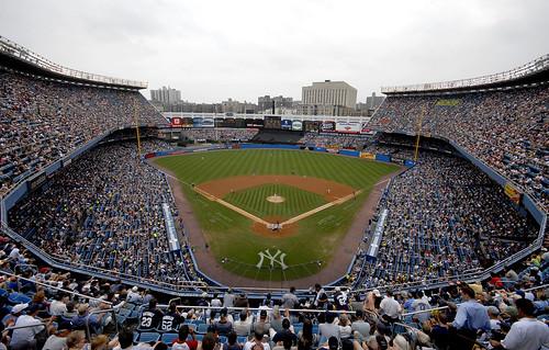 El Estadio de los Yankees