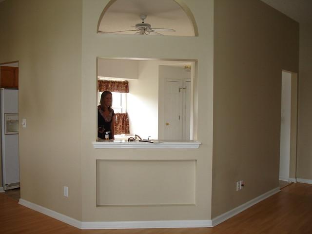 Kitchen 39 S Pass Through Window Flickr Photo Sharing