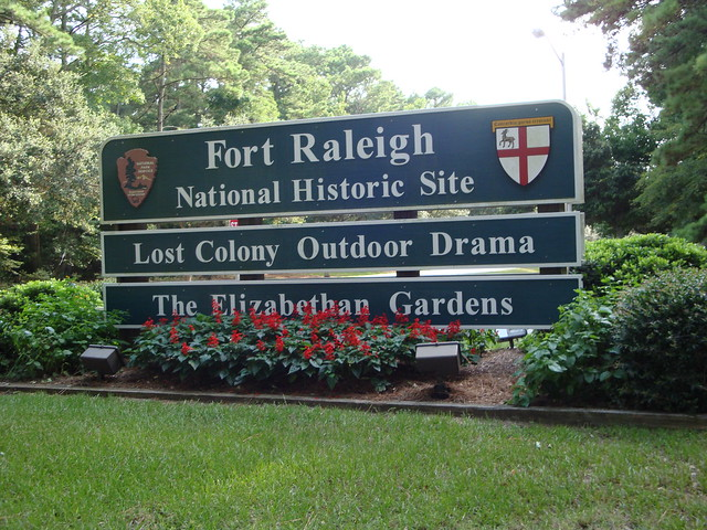 Fort Raleigh Lost Colony Outdoor Drama The Elizabethan