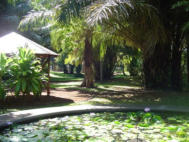 Jardin de l 39 etat saint denis flickr photo sharing - Table jardin hexagonale saint denis ...