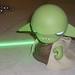 Yoda by Stuart Witter