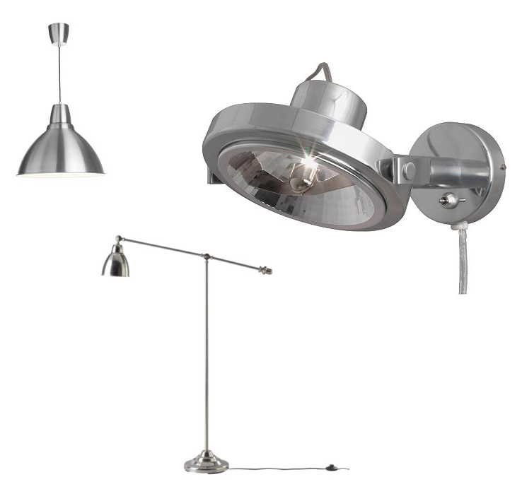 Industrial Lighting Ikea