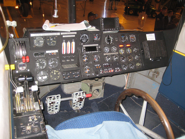 blimp controls