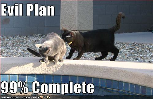 Funny Pictures Evil Plan Almost Complete Flickr Photo