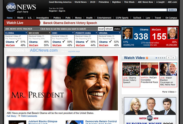 Header of ABC News