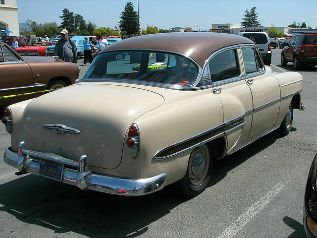 1953 chevrolet bel air 4 door sedan 39 1alm552 39 2 flickr