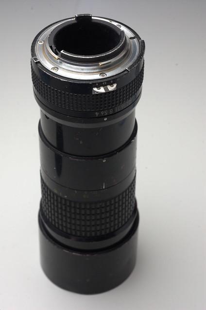 AI Micro-Nikkor 200/4 IF