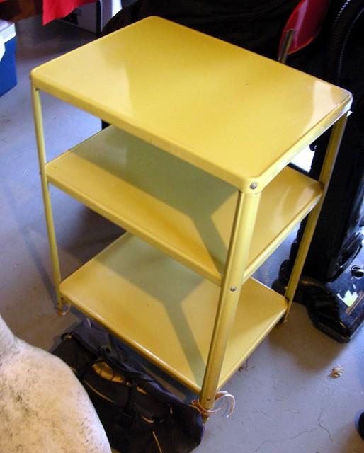 Vintage Kitchen Island Industrial Moving Rolling Cart: ANTIQUE KITCHEN CARTS