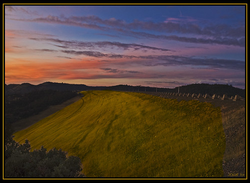 california sunset landscape norcal dams oroville buttecounty lakeoroville