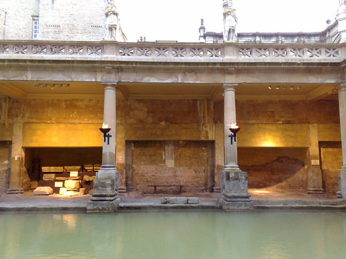 Bath, the Roman Baths